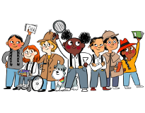 Image links to Summer Reading Club information page