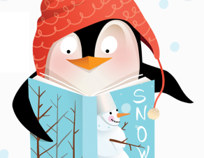 Image links to registration info for winter story times