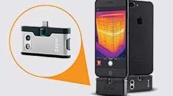 Digital thermal camera